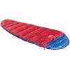 High Peak Tembo Vario Sleeping Bag left red/blue